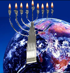 Menorah and World