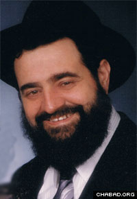 Rabbi Shmuel Kunda