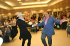 Chabad Families Bring Joy to Senior Center