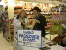 Chabad Passover Experts at Shoprite