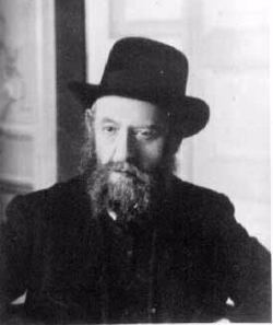 "Rabbi Chalom Dov Ber Schneerson (1860-1920), le ""Rabbi Rachab"""