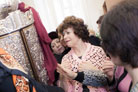 In Face of Fascism, Russian Community Gathers for Public Torah Celebration