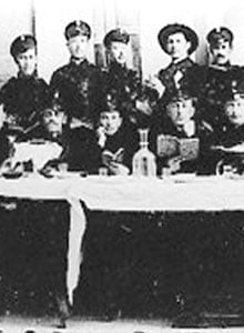 Jewish Soldiers of the Russian Army, Passover 1905