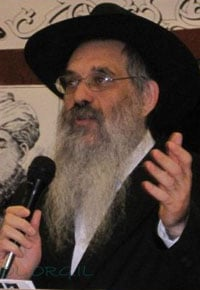 Rabbi Berel Bell