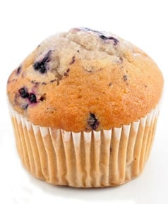Whole Wheat Blueberry Muffins Or Cake Cupcakes Amp Muffins