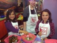 Kids in the Kitchen Spring 2012