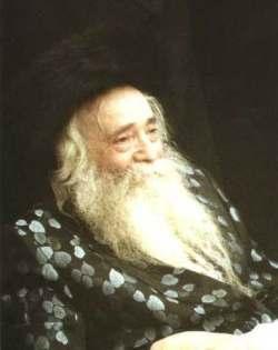 Rabbi Yekusiel Yehudah Halberstam (1905–1994), the Sanz-Klausenburger Rebbe.