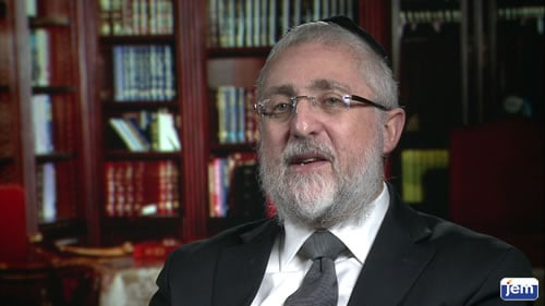 Rabbi Michoel Hazan