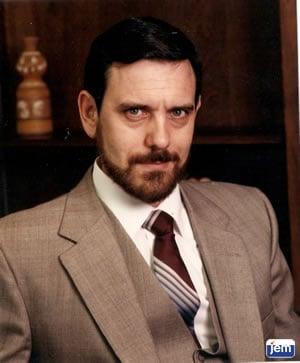 Dr. Lovitch in 1986