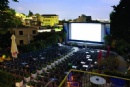 Open air cinema