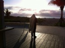 Sunrise Minyan on the Beach