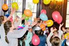 Children Celebrate in Smolensk