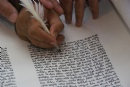 Writing The Last Torah Letters