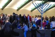 2011 Chanukah in The Park