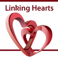Linking Hearts Logo