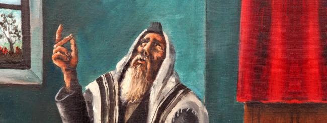 פרשת שופטים: מורה רוחני בלתי תלוי