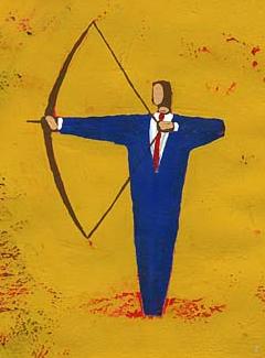 The Kabbalah Of The Bow And Arrow Lag Baomer