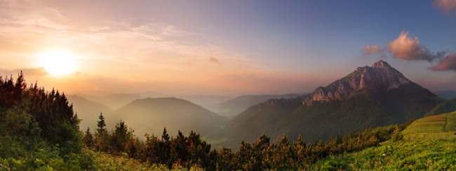Artigos: As Montanhas Místicas