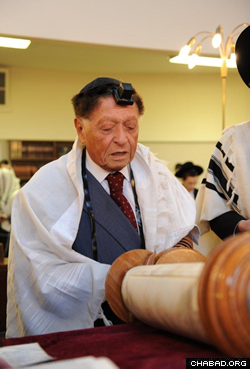 "Rohr was a ""true Torah scholar"" who ""enjoyed studying the most complex concepts of Torah."""