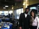 Shabbat Dinner - July 2013