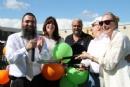Dedication of New Rosenzweig Family Playground