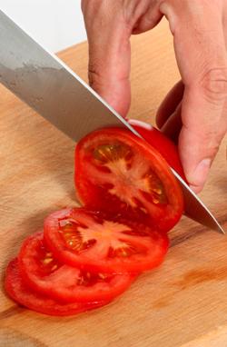 Tomato rounds