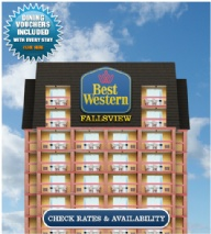 Best Western Fallsview