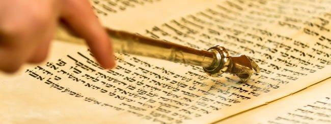 Gedanken: Das Schreiben einer eigenen Tora-Rolle