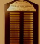Memorial Board