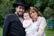 The Rabbi & Rebbetzin