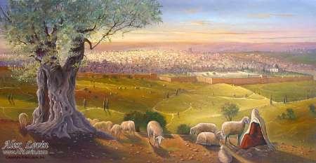 Peinture d'Alex Levin (www.ArtLevin.com)
