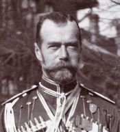 Nicholas II, Emperor and Autocrat of All the Russias.