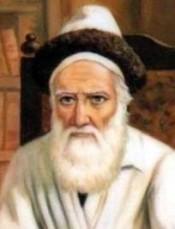 The Tzemach Tzedek: Rabbi Menachem Mendel Schneersohn, the third rebbe of Chabad-Lubavitch, and the grandfather of Rabbi Shalom DovBer.