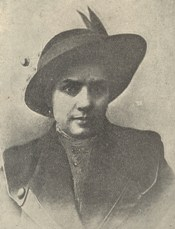 Vera Cheberiak, leader of criminal gang in Kiev; substantial evidence indicated that she was guilty of Yushchinsky's murder.