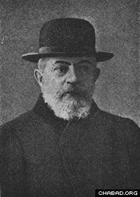 Rabbi Yaakov Mazeh