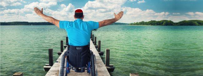 Любавичский Ребе: Мобилизованный парализованный