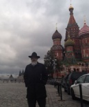 Rabbi Eliezrie's trip to Russia