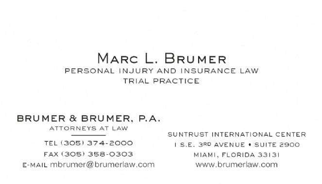 Marc Brumer