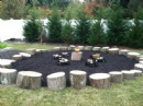 Outdoor Nature Playscape