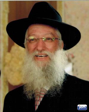Rabbi Levi Bukiet