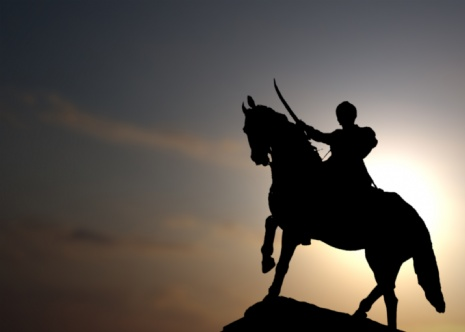 Silhouette of Horseback Warrior.jpg