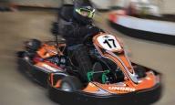 Teen Chanukah Kart Racing Party