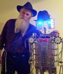 The Rabbi, The Robot and The Burning Bush