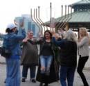 Hanukkah event brings together family, faith