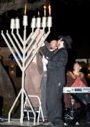 Chanukah Community Celebration 2013