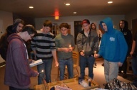 Chanukah album 4 - AXP, AEPi and Tri Sigma chanukah parties