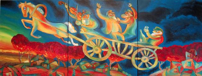 O Rebe: Dezoito Citações do Baal Shem Tov