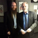 Jean-Francois Lisée & Dan Delmar cohost The Exchange on CJAD 800