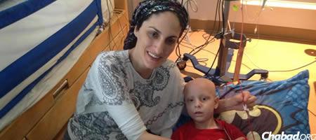 Devorah and Refael Elisha Cohen
