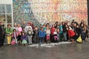 Photos of Hebrew School Trip to the Jewish Children's Museum
